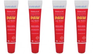 Beautyheaven – Win 1 of 25 Natralus Paw Paw Lip Balms