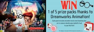 Betts Kids – Win one of FIVE Mr Peabody & Sherman prize packs