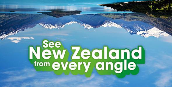 Bingle – Win a $10,000 adventure holiday in New Zealand