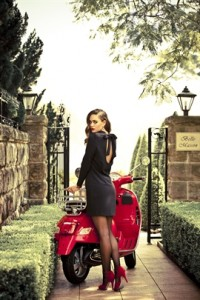 Castle Towers Shopping Centre – Win an Italian Holiday 2014 or Vespa Scooter