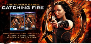 Channel Ten – Win $1,000 Visa Gift Cards or Hunger Games Catching Fire DVDs