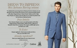 David Jones – Win Styling sessions including $1,000 gift card
