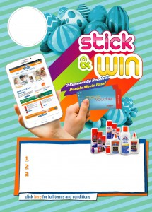 "Elmer's Glue – WIN a SAMSUNG GALAXY 7"" Tablet"