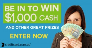 Creditcard.com.au – Share Your Credit Story to Win $1,000 Cash