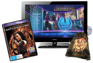 Girlfriend – Win a Hunger Games Catching Fire prize pack incl $300 eftpos card