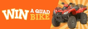 Groove Train Frankston – Win a Quad Bike