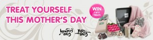 Huggies – Win 1 of 2 Luxury Gift Hampers or 1 of 3 Long Stemmed Roses Gift Boxes