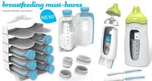 WIN The New Kiinde Breastfeeding Kit Giveaway (RRP $79.95)