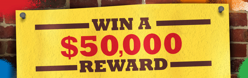 M-Ms – Win a $50,000 reward or 1000's weekly prizes