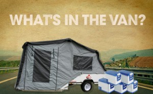 MIX 94.5 – Win a Camper Trailer – What's In The Van Competition