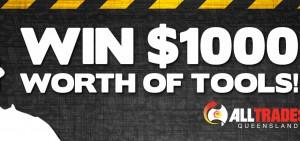 Nova FM – All Trades Queensland – Win $1,000 worth of tools