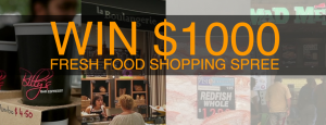 Pacific Square Maroubra – Win $1,000 Fresh Food vouchers
