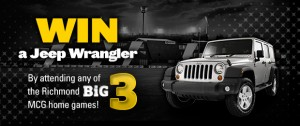 Richmond Football Club – Win A Jeep Wrangler