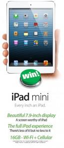 Romeos Retail Group  – Win 1 of 21 iPad Minis