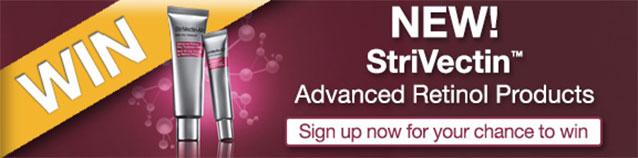 StriVectin – Win the NEW Anti aging products