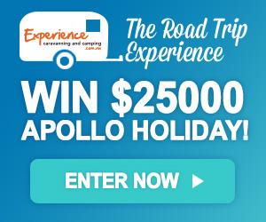 Sunrise – Win a $25,000 Apollo holiday in Tasmania