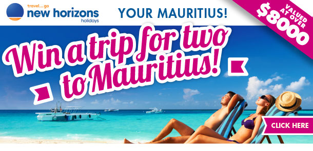 Big Breakfast RedFM – WAFM – Win a trip to Mauritius