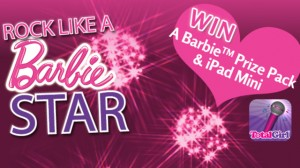 Total Girl – Win a Barbie prize pack and iPad mini