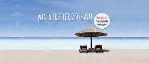 Webjet – win flights to Bali and $1,000 accomm voucher