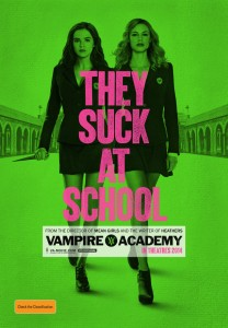 Westfield Warrawong – Win 1 of 5 Vampire Academy prize packs incl double pass