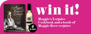 Taste – Win Maggie Beer's Verjuice Cookbook