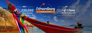 Adventure World Trivia – Win a $20,000 travel voucher from Adventure World Travel