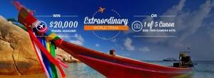 Groupon – Win a $1000 Groupon Travel Cash