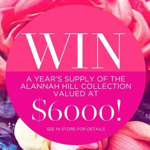 Alannah Hill – Win a $6,000 wardrobe