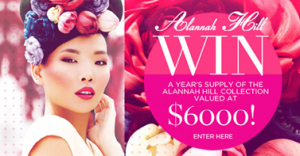 Alannah Hill – Win Alannah Hill $500 gift per month for a whole year