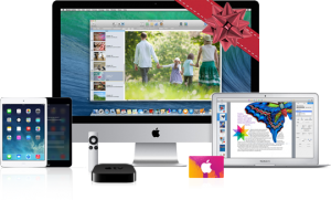 Aussie Family Survey – Win iMac 27″, a Macbook Air, 2 Retina iPad Minis, an apple TV AND a $200 itunes voucher