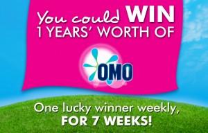 Bing Lee – Win A Years' Supply of OMO