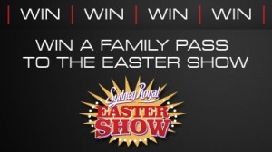 Channel 7 – Win Tickets to the Sydney Royal Easter 2014