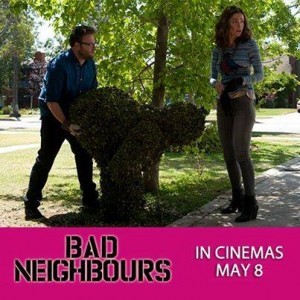 Westfield Marion Win 1 of 20 double passes to advanced screening of 'Bad Neighbours' at Event Cinemas Marion