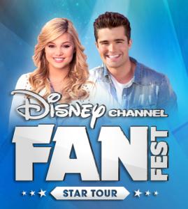 Disney Channel – Win A FanFest Star Tour 2014 in Sydney