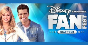 Disney Channel – Win 1 of 5 VIP Disney Channel FanFest Star Tour Package in Sydney