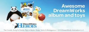 Essential Kids – win 1 of 9 Woolworths Dreamworks Heroes prize packs