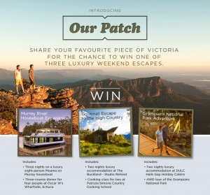 Fairfax / The Age / Tourism Victoria – Win one of three luxury weekend escapes