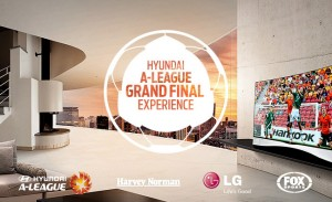 Fox Sports/Harvey Norman – Win trip to Hyundai A-League grand final,$500 cash, and LG 55″ TV