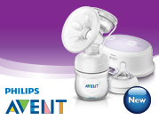 Kidspot – Win 1 of 25 Electric Breast Pumps with Philips AVENT