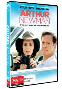 Trespass Magazine – Win 1 of 5 copies of Arthur Newman on DVD