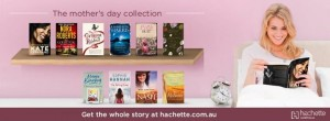 Hachette Books – Win 1 of 10 Mother's Day Book packs