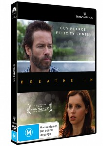 Trespass Magazine – Win 1 of 5 copies of Breathe In on DVD