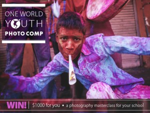 World Youth Adventures – High school students – Win $1,000 & photography lesson