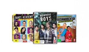 K-Zone – Win 1/17 ABC3 DVD packs (Under 16yo)