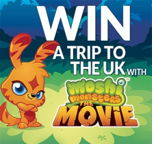 Luna Park – Win a family trip to the UK with Moshi Monsters The Movie
