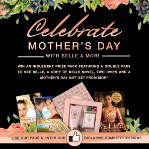 MOR – Win 1 of 10 Mother's Day 2014 Prize Packs Competition