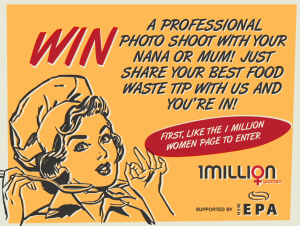 1 Million Women Win a professional photo shoot for you & mum/nana in Sydney