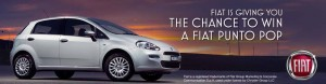 Prime7 – Win a Fiat Punto Pop 1.4 Car (Caption the Pic to win)