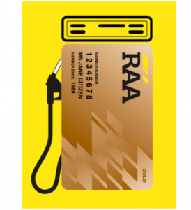 RAA – Win $3,120 FREE fuel for a year with Woolworths Wish gift cards