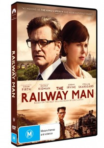 Trespass Magazine – Win 1 of 5 copies of The Railway Man on DVD